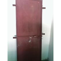 Puerta De Hierro 70cm X 100cm