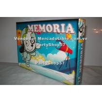 Memoria Doki Pony Minnie Dora Diego Spiderman Campanita