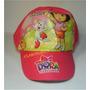 Gorras Dora, Sofía, Minnie, Princesas Y + Para Cotillones