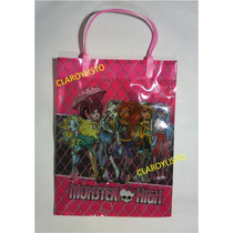 Bolsas Monster High, Princesas, Campanita, Y + Para Cotillón