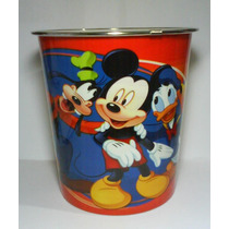 Tobo Mickey - Minnie, Princesas, Cars, Y + Centro De Mesa