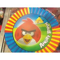 Angry Birs Mega Combo De Fiesta Infantil