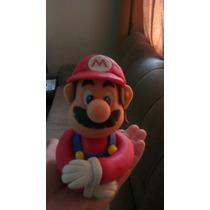 Super Mario Para Tortas Masa Flexible