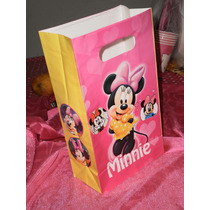 Minnie Mickey Cotillon, Torteras, Set De Fiesta