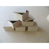 Cofrecitos Cajitas Mdf En Crudo Medidas 6 X 6 X 3 Cm