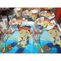 Jake El Pirata Super Combo De Fiesta