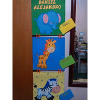 Arte En Foamy Letreros P/nacimiento, Recuerdos Y Mucho Mas