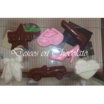 Chupetas De Chocolate De Barbie