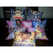 Almohadas Sublimadas Y Personalizadas