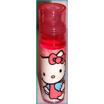 Cotillon Brillos Labiales Personalizados Frozen Hello Kitty