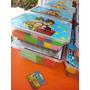 Cotillones Caja Infantiles Personalizados,dragon Ball,peppa,