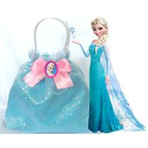 Cotillones Niñas Bolsos Personalizados Frozen Sofia Peppa