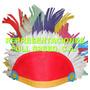 Sombrero Tipo Indio, Hora Loca, Fiestas, Eventos.
