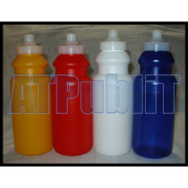 Cooler Plástico De 600 Cc Tapa Deportiva