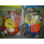 Relleno Pa Piñata Juguete 140 Piezas Jake Mickey Minie