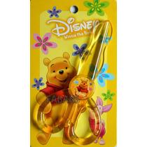 Tijera Escolar Niños Disney Relleno Cotillon Piñata Rifas