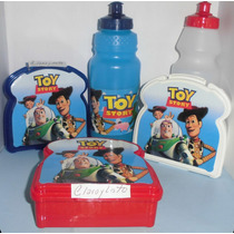Toy Story, Mickey, Sandwichera + Cooler, Combo Cotillón