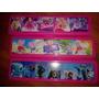 Cartucheras Plasticas Barbie Sofia Frozen Para Cotillon