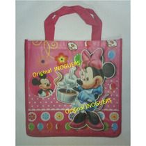 Bolsas Para Cotillones Minnie, Princesas, Dora, Barbie-otros