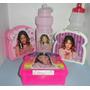Violetta, Monster High, Sandwichera + Cooler, Combo Cotillón