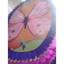 Combo De Fiesta Infantil Mariposa