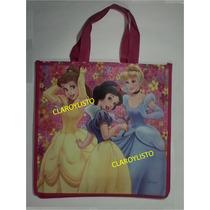 Bolsa De Las Princesas, Bella, Blancanieves, Para Cotillón.