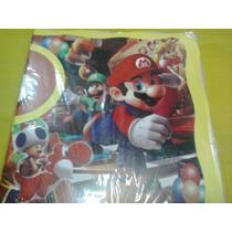 Mario Bros Mega Combo De Fiesta Infantil