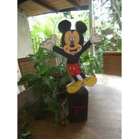 Centro De Mesa Mickey Y Winnie The Pooh