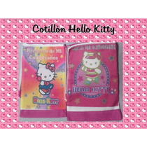 Cotillón Tula Sublimado Hello Kitty, Princesas, Monster High