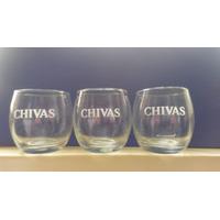 Vasos Finos Whisky Corto Chivas Regal