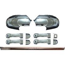 Accesorios Cromados Fiesta Max / Power / Move Completo