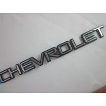Emblemas Chevrolet Cromados Nuevos!!!