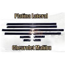 Platina Lateral Para Malibu Modelo 79 / 84