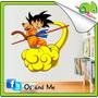Vinilos Osandme Decora Dragon Ball Goku Otaku Anime Manga