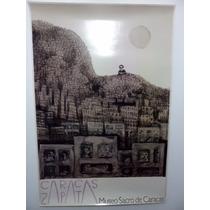 Afiche Zapata Caracas Museo Sacro De Caracas