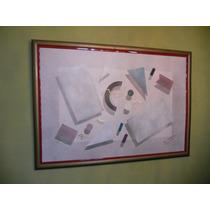 Grandiosa Pintura De Artista Hungaro Jancsy Kandy 1981
