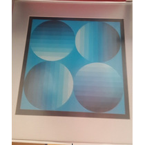Replica En Papel Victor Vasarely