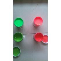 Pintura Fluorecente Orocolor Solo 7colores