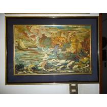 Pintura Maestro Luis Ordaz