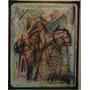 Cuadro Obra Plástica De Enrico Armas 55 X 70cm