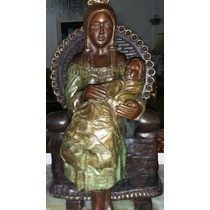 Escultura Virgilio Trompiz (la Maternidad)