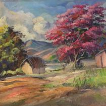 Cuadro De Joaquin Caicedo