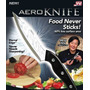 Cuchillo Chef Aero Knife Nunca Se Pega La Comida Filo Eterno