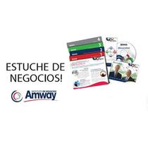 Estuche De Negocios Amway - Nuevo Empresario Independiente