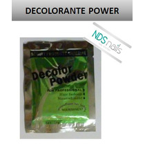 Decolorante Azul Para Cabello Powder 20 G