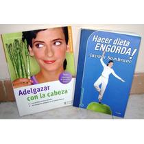Subasto 2 Libros Para Adelgazar Dieta Salud Belleza