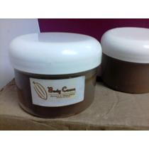 Crema Exfoliadora Con Aroma De Chocolate