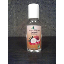 Aceite De Coco Extra Virgen, 100% Natural.