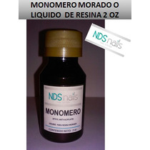 Monomero O Liquido De Resina Nds.nails 2 Oz