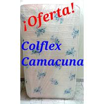 Colchón Impermeable Camacuna Colflex 1.70x0.80
